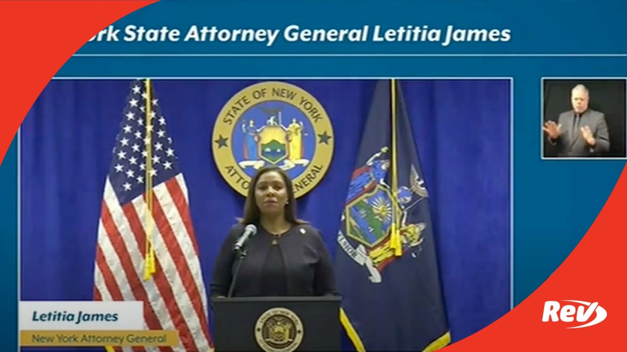 NY AG Letitia James George Floyd NYPD Lawsuit