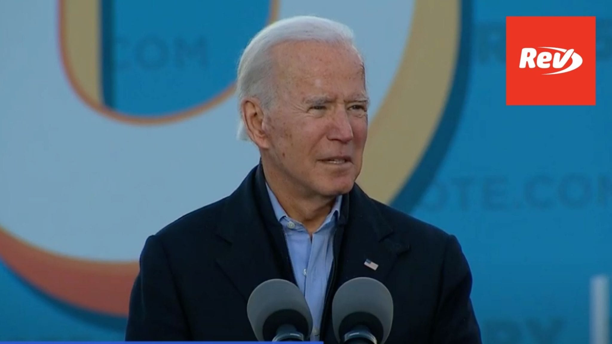 Georgia Runoff Election Democrat Rally Transcript: Joe Biden, Raphael Warnock, Jon Ossoff