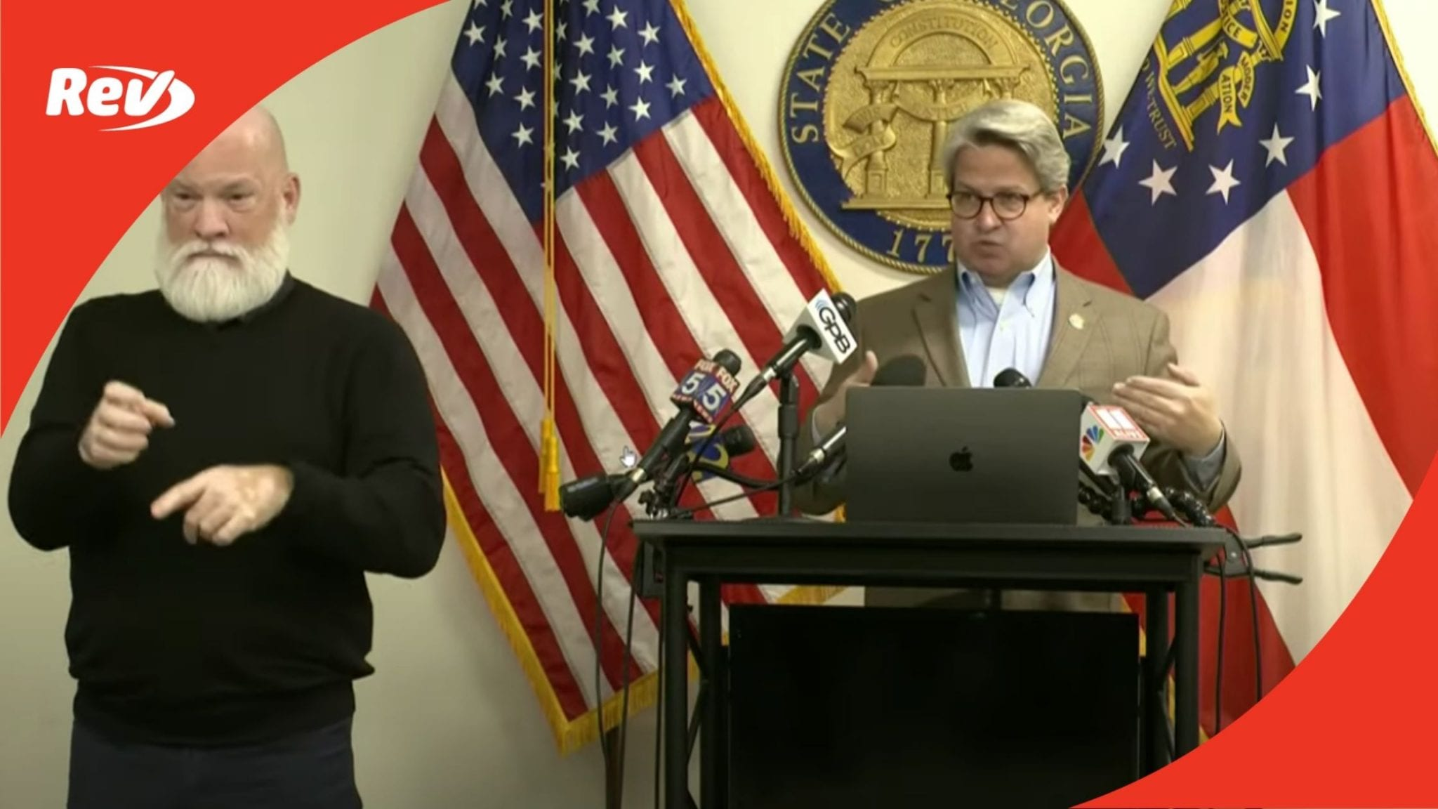 Georgia Secretary of State Office Press Conference Transcript January 6: Senate Runoff Election