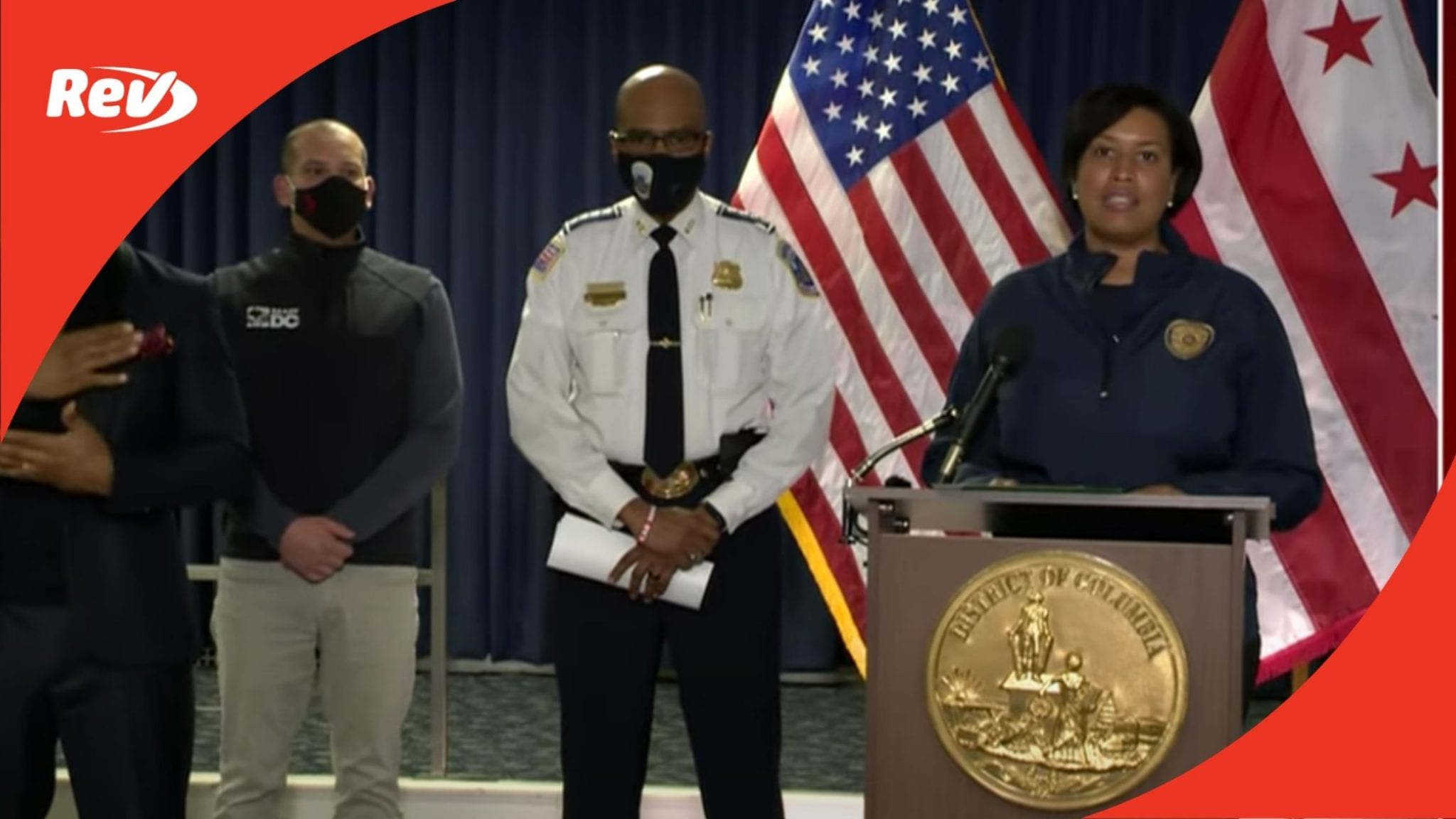 D.C. Mayor Muriel Bowser Press Conference on Capitol Protests Transcript January 6