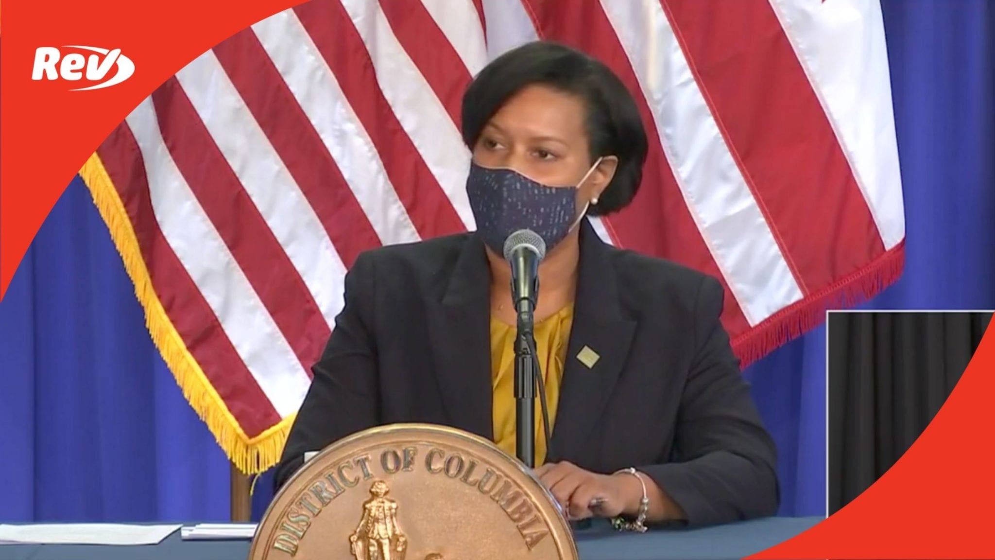 D.C. Mayor Muriel Bowser Press Conference Day After Capitol Riot Transcript January 7