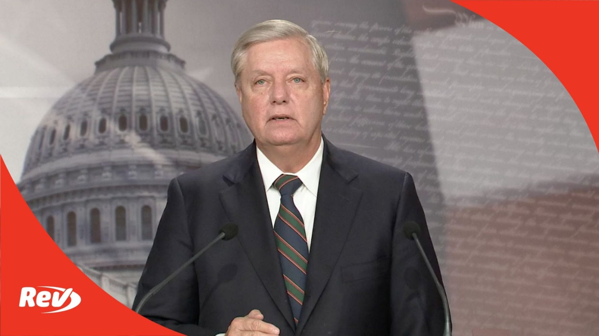 Lindsey Graham Press Conference on Capitol Riot Transcript January 7