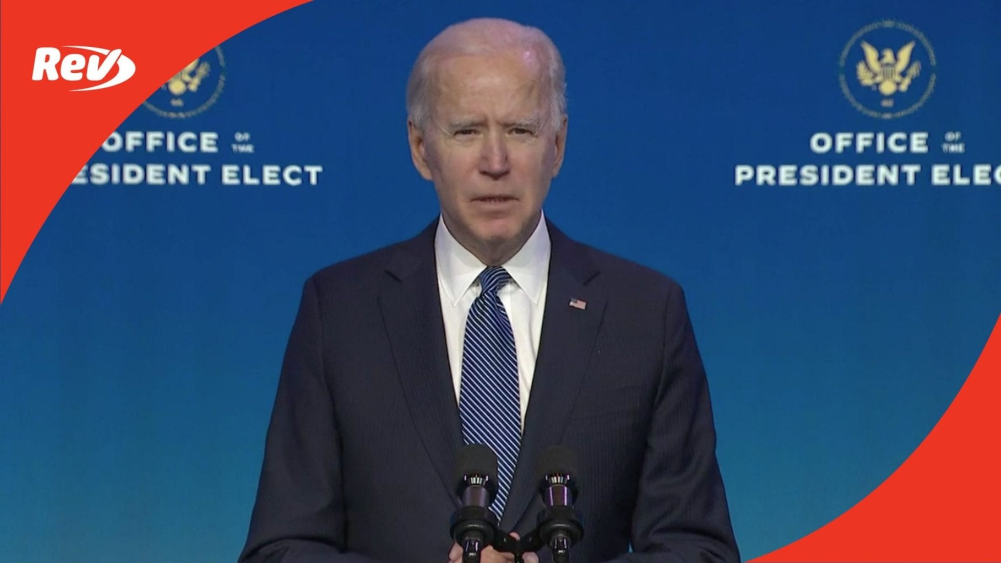 Joe Biden Introduces DOJ Nominees, Merrick Garland Transcript