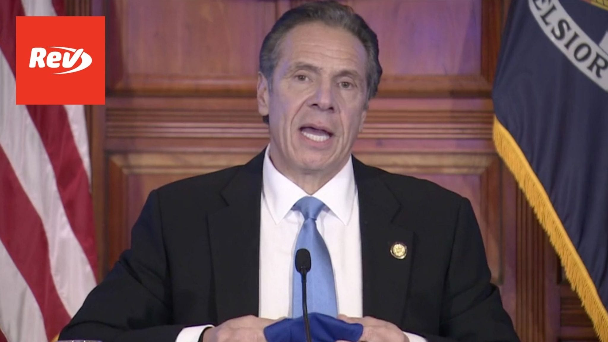 NY Gov. Andrew Cuomo Press Conference on COVID-19, Capitol Riot Transcript January 8