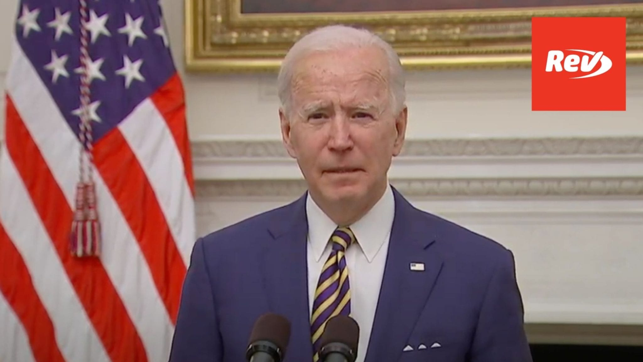 Joe Biden Speech on COVID-19 Economic Relief Transcript January 22