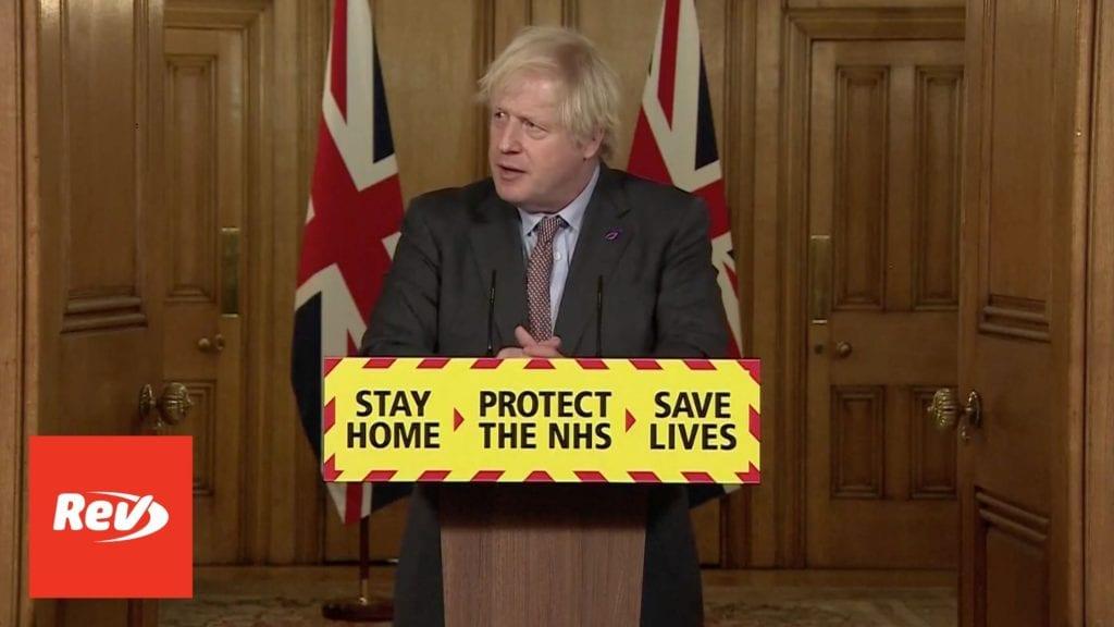 Boris Johnson COVID-19 Press Conference Transcript January 27