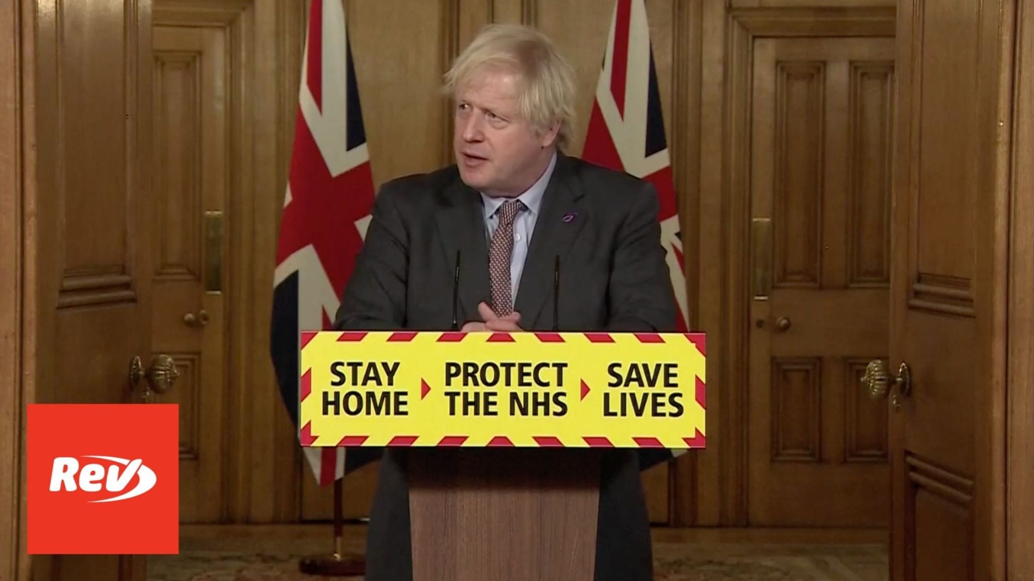 Boris Johnson COVID-19 Press Conference Transcript January 27