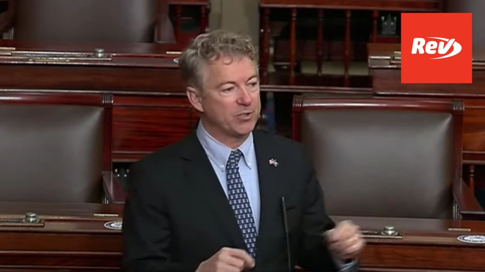 Rand Paul Senate Speech on Trump Impeachment Transcript January 26