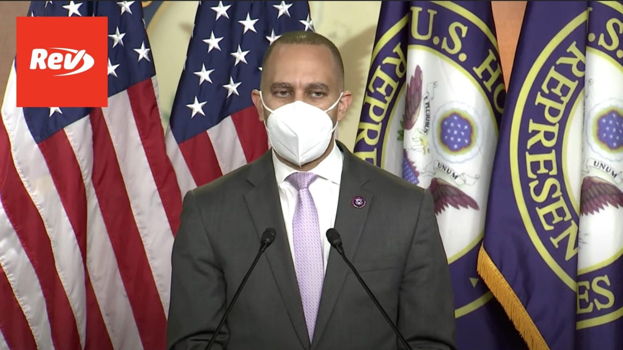 House Democratic Caucus Press Conference Transcript January 4