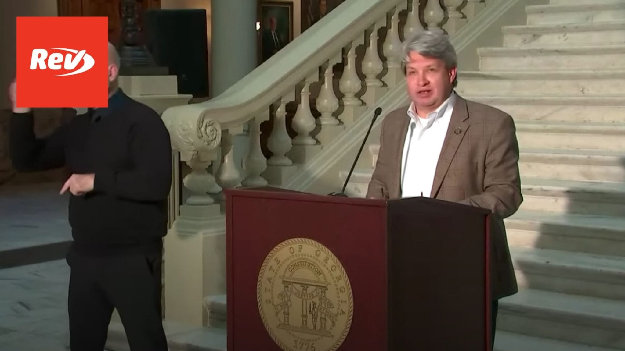 Georgia Secretary of State Office Press Conference Transcript January 4: Senate Runoff Election