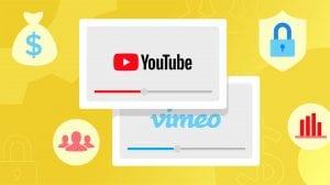 YouTube vs Vimeo Video Hosting Platform Comparison