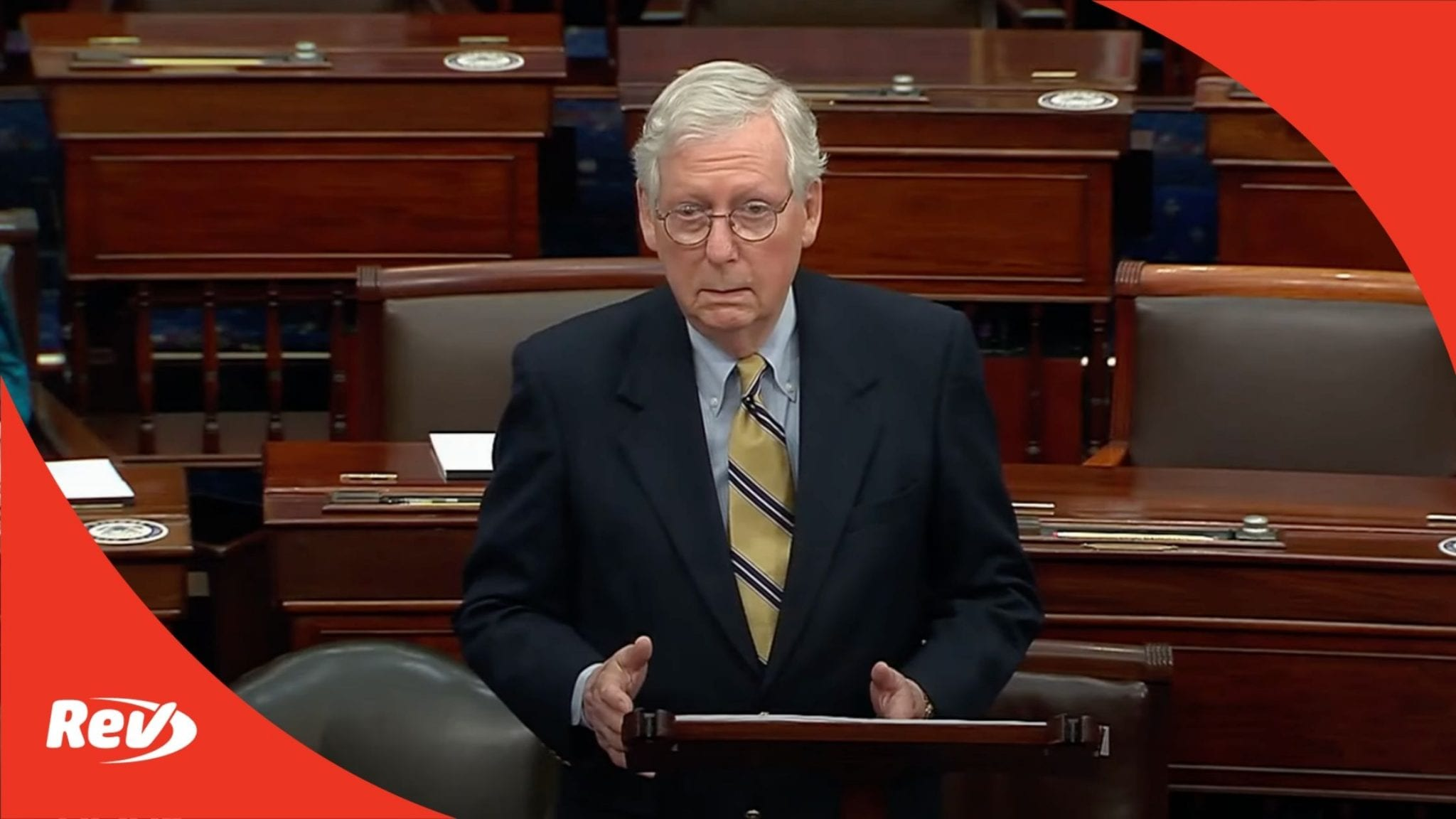 Mitch McConnell Speech After Vote to Acquit