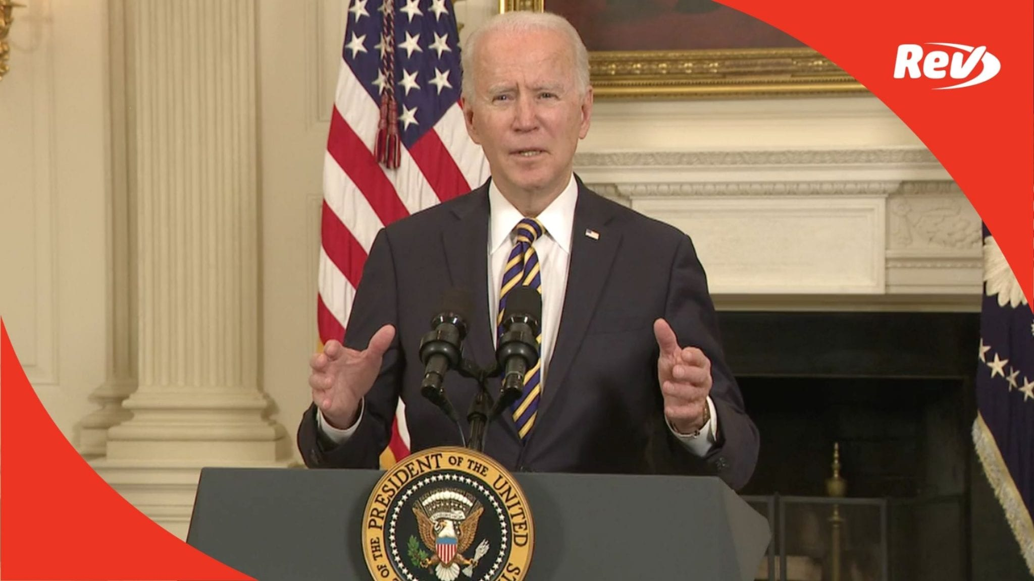 Joe Biden Remarks on Supply Chain Executive Order Transcript February 24