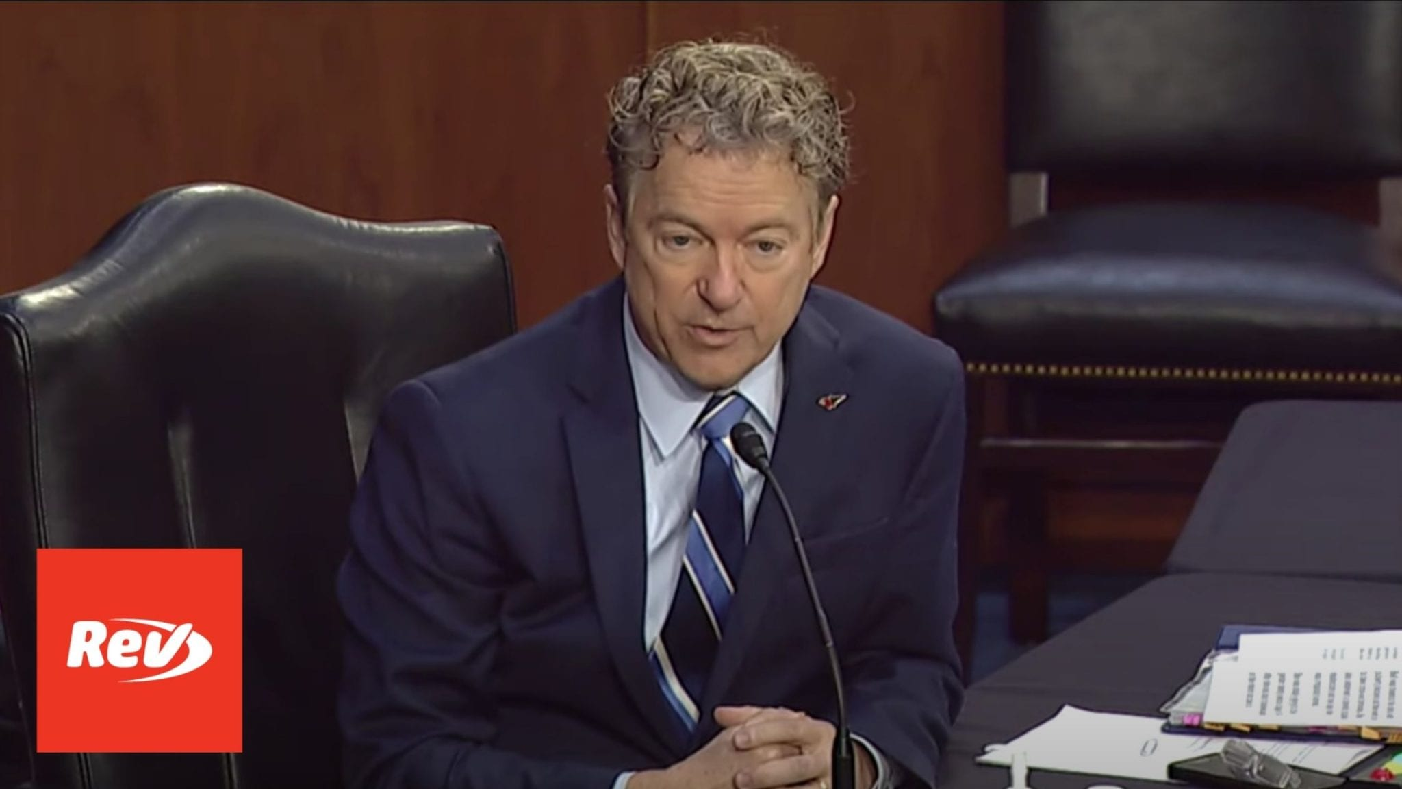 Rand Paul Questions Health Nominee Rachel Levine on Gender Reassignment for Minors Transcript