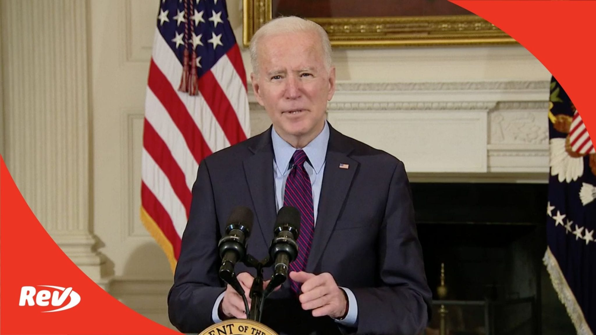 Joe Biden Speech on Economy & COVID-19 Relief Transcript February 5