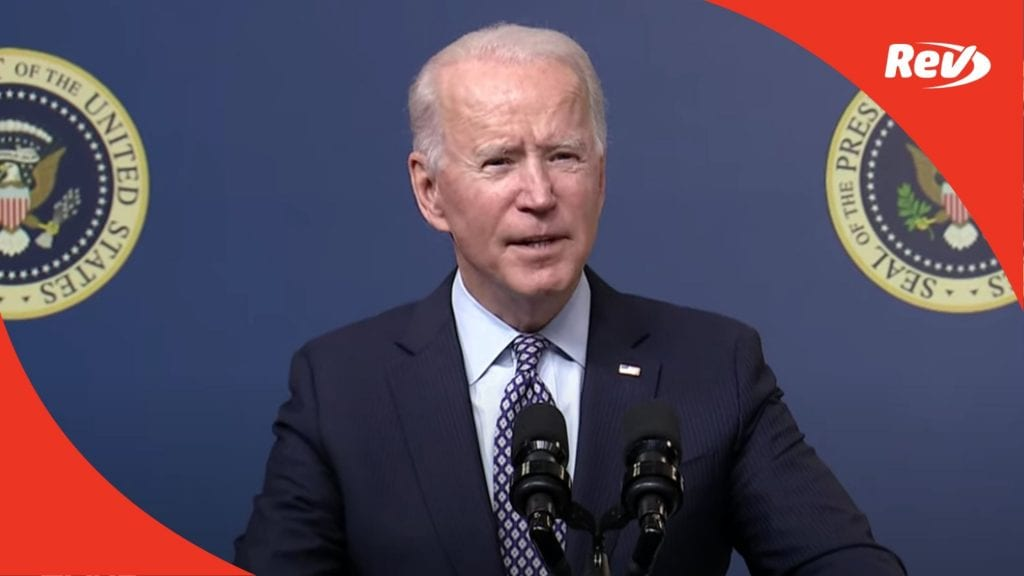 Joe Biden Speech on 50 Million Vaccines Transcript February 25