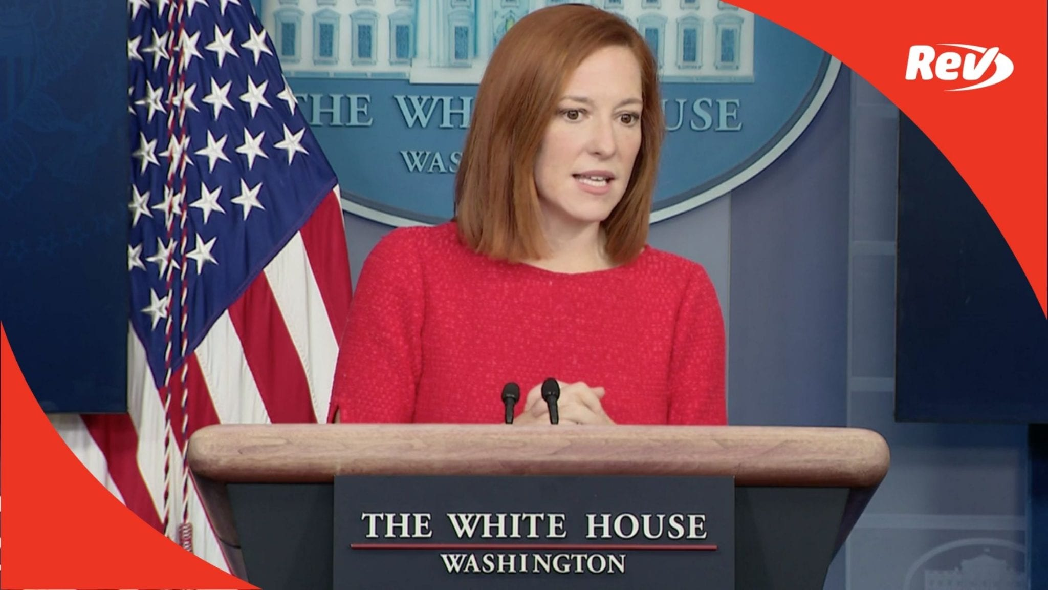 Press Secretary Jen Psaki White House Press Conference Transcript February 5