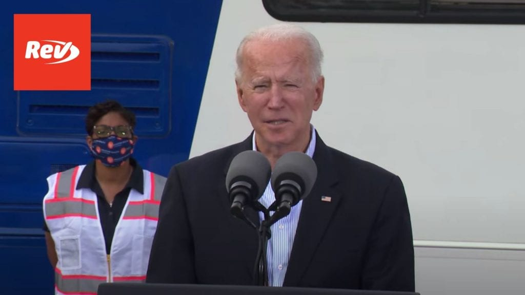 Joe Biden Speech FEMA COVID-19 Vaccination Facility Transcript Houston, Texas February 26