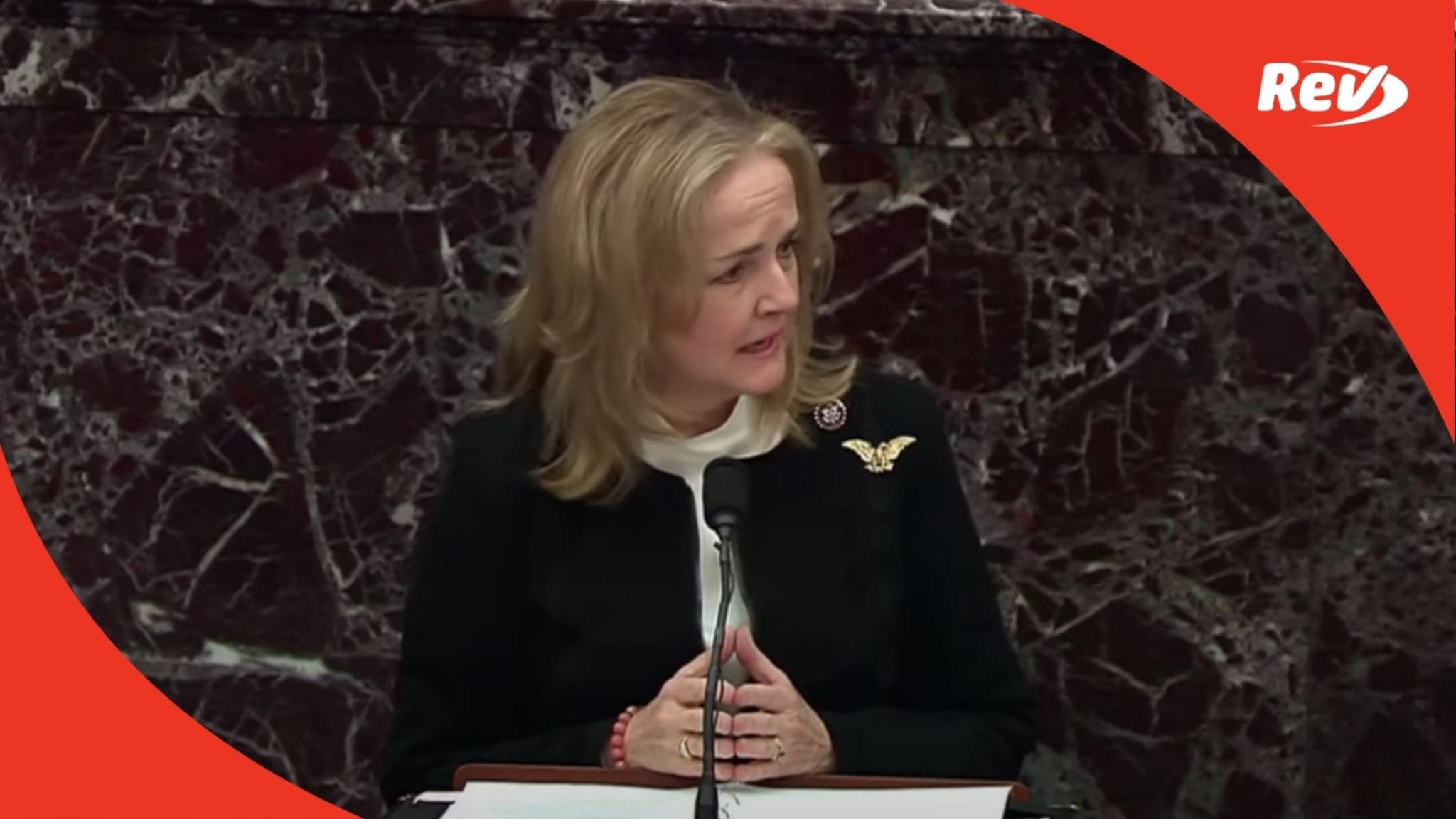 Rep. Madeleine Dean Opening Statement Transcript February 10: Trump's Second Impeachment Trial