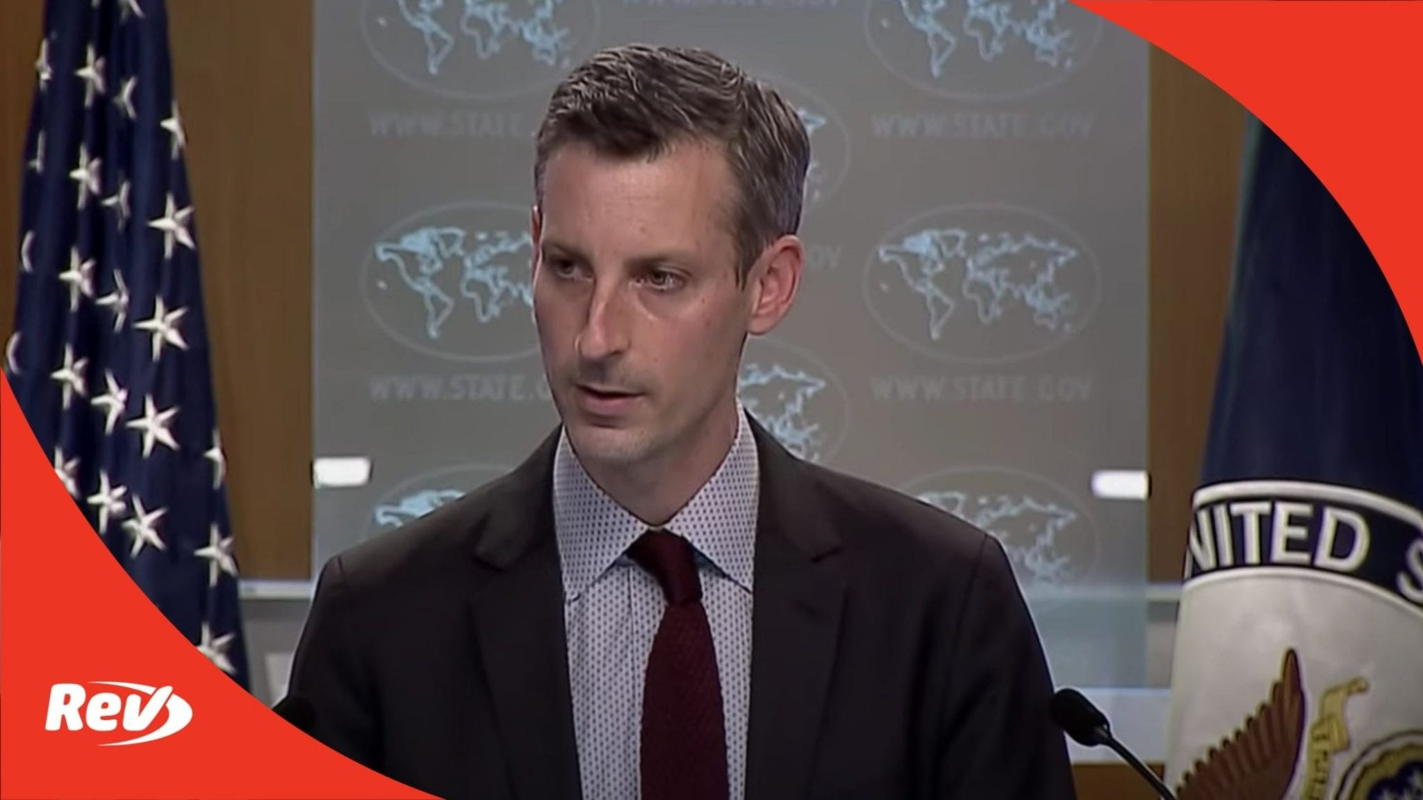 State Department Ned Price Press Conference Transcript February 11 - Rev