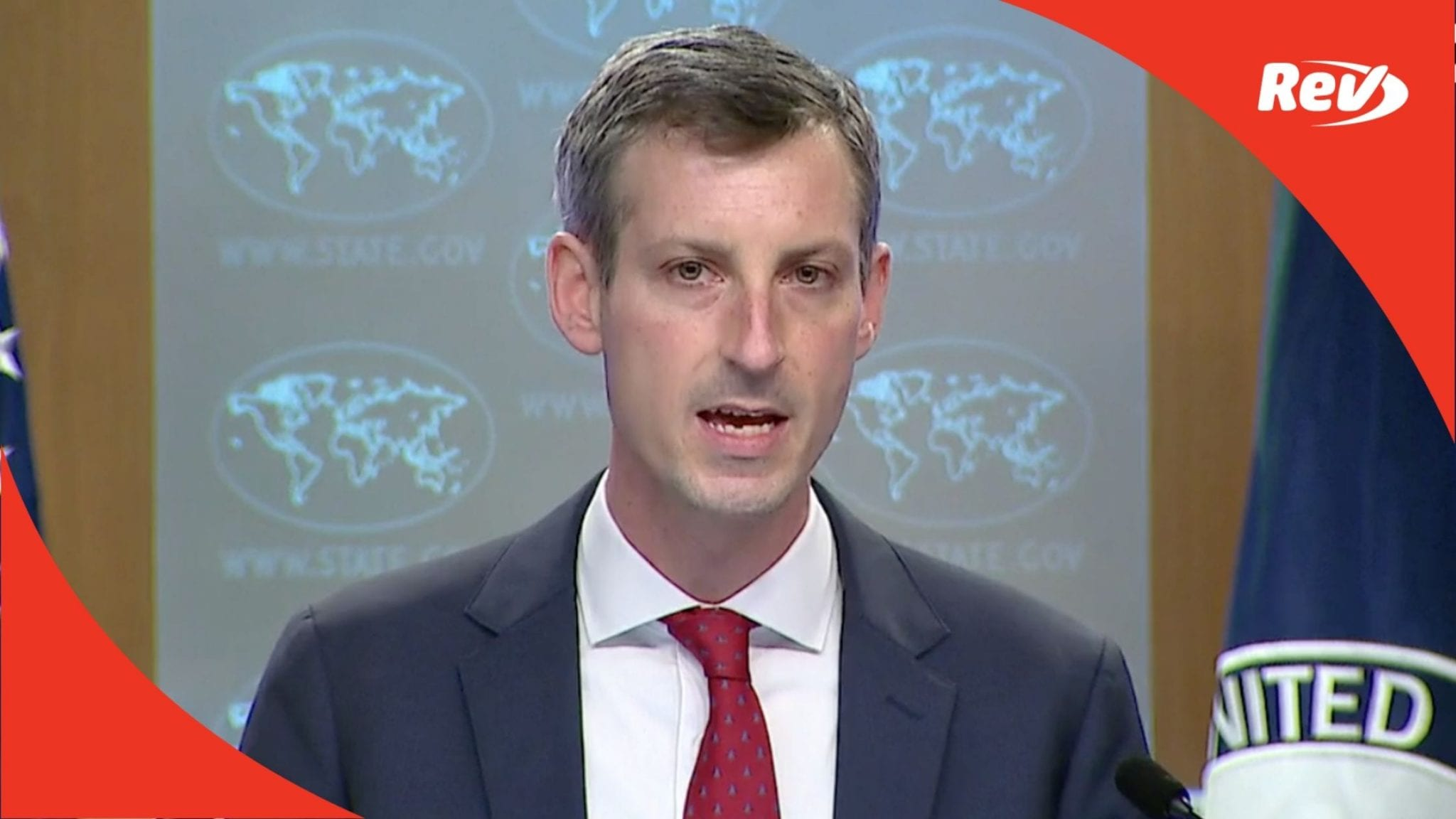 State Department Ned Price Press Conference Transcript February 16