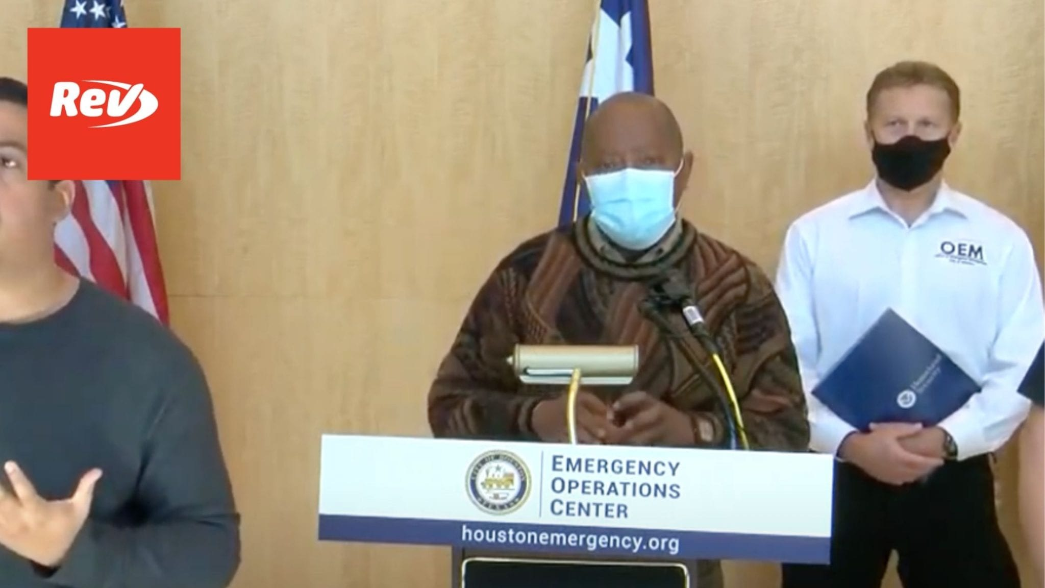 Houston Mayor Press Conference on Severe Weather, Power Outages Transcript February 16