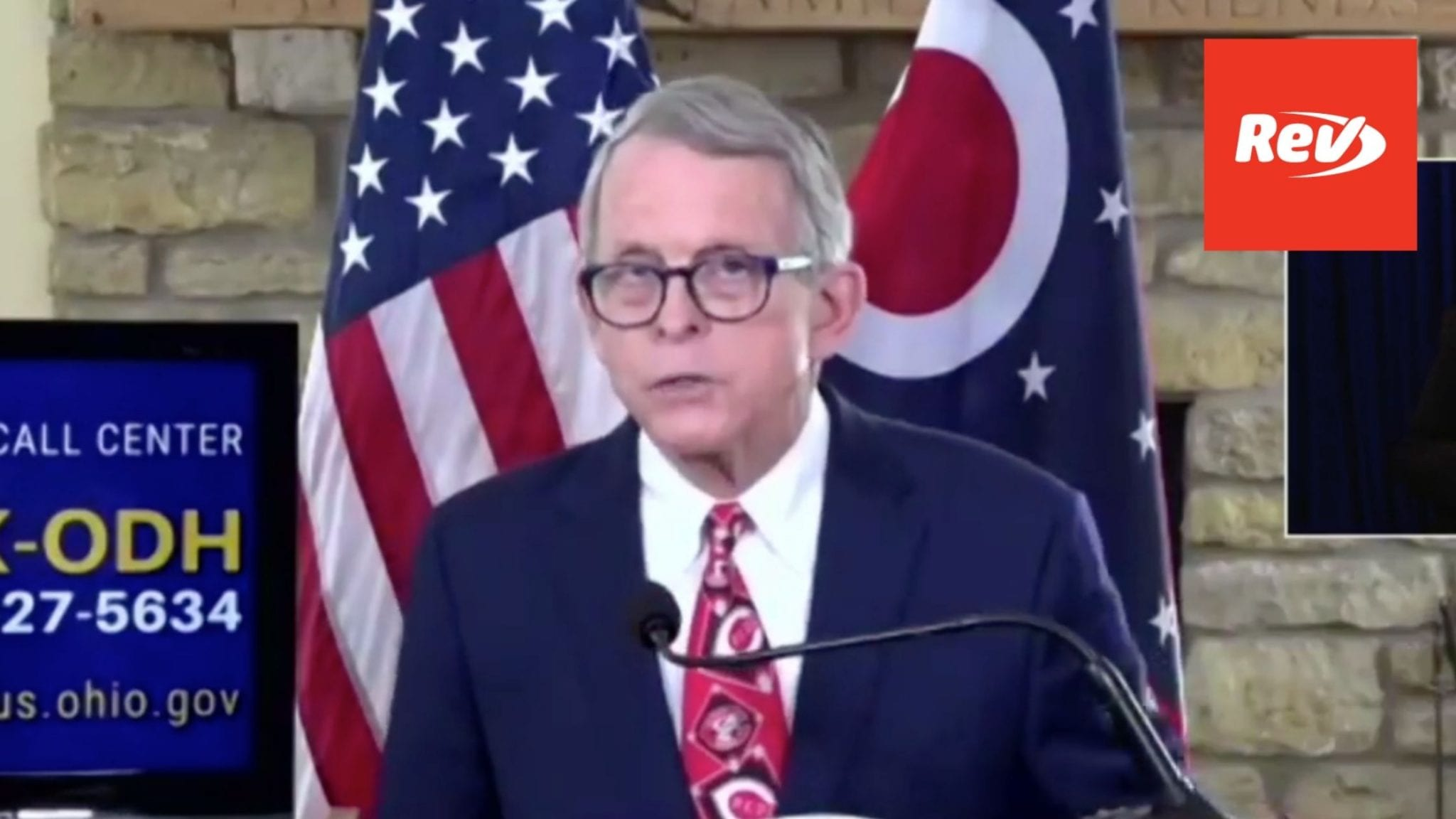 Ohio Gov. Mike DeWine COVID-19 Press Conference Transcript February 18