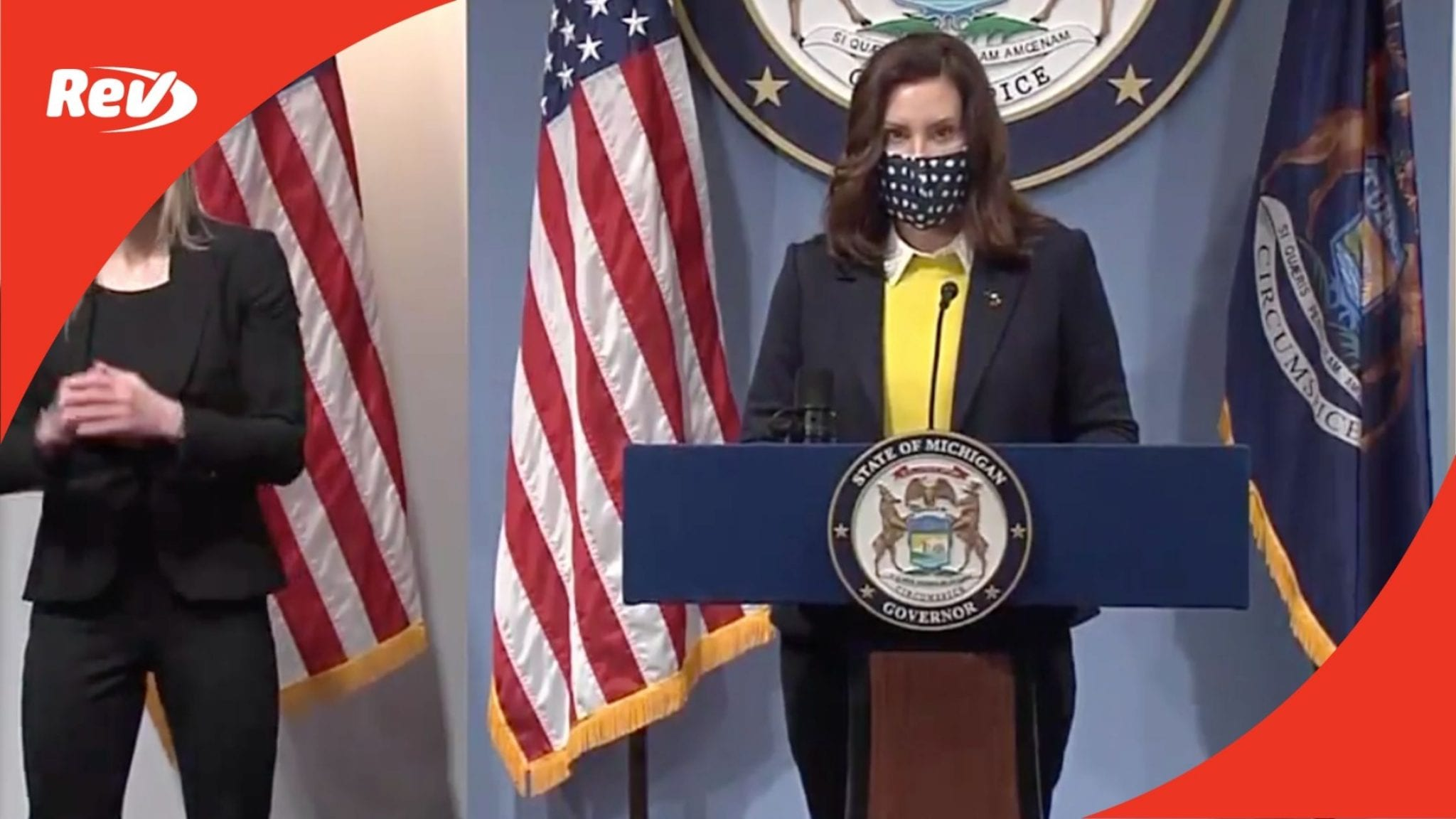 Michigan Governor Gretchen Whitmer COVID-19 Press Conference Transcript February 4