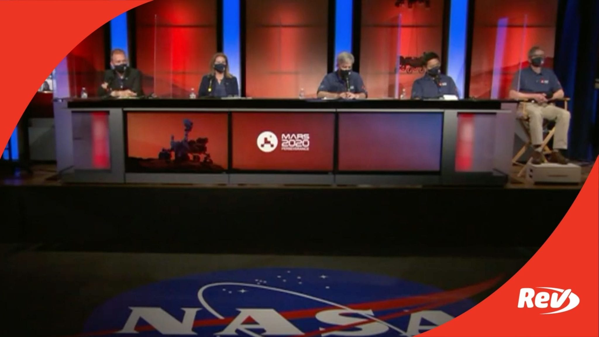 NASA Press Conference Transcript February 18: After Perseverance Rover Lands on Mars