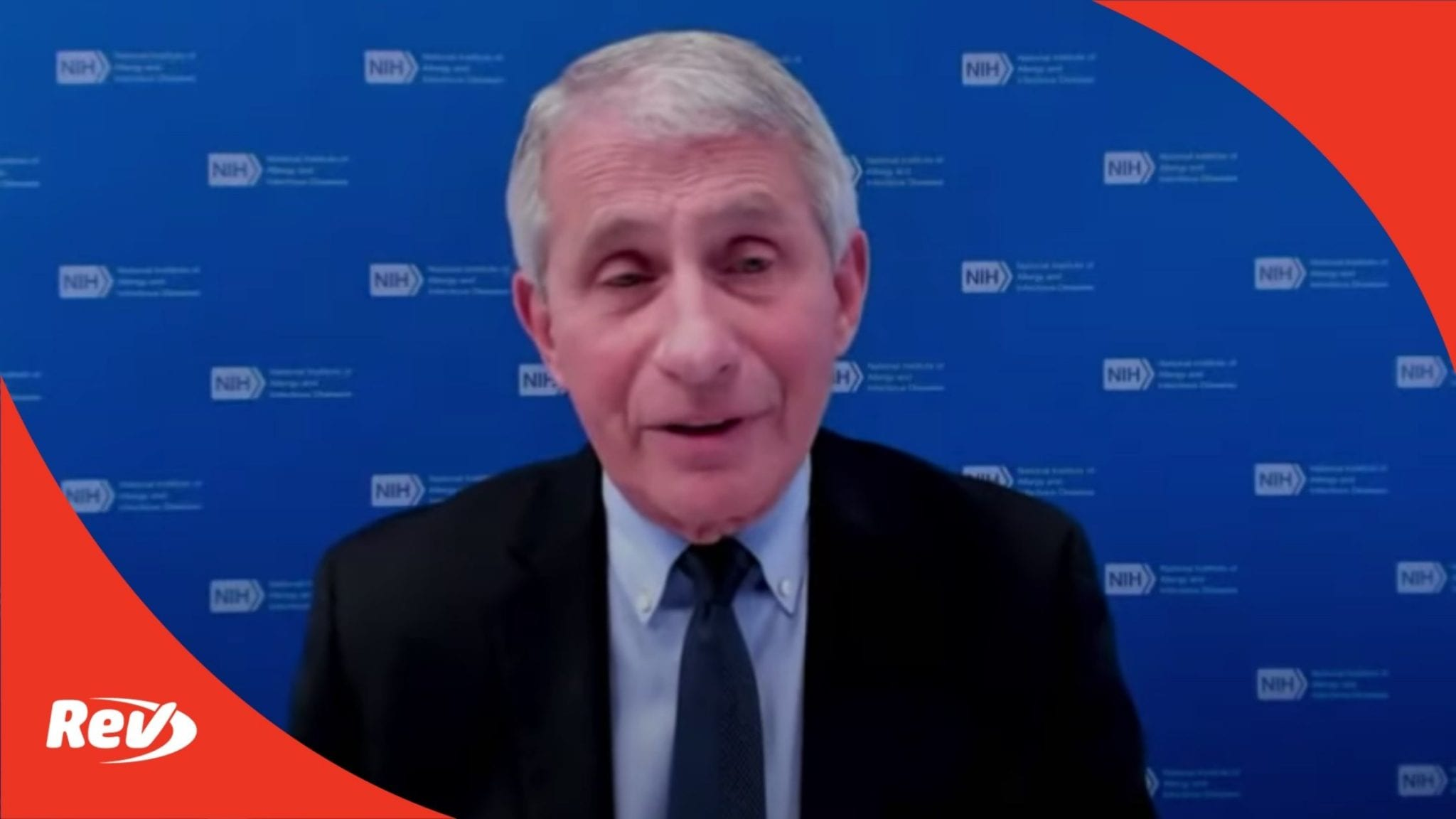 White House COVID-19 Task Force, Dr. Fauci Press Conference Transcript February 19