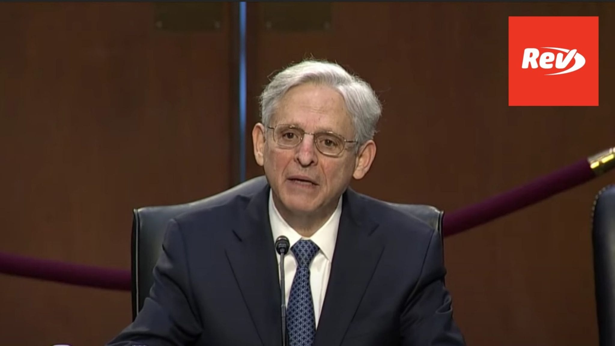 Merrick Garland Opening Statement Transcript: Confirmation Hearing for Attorney General