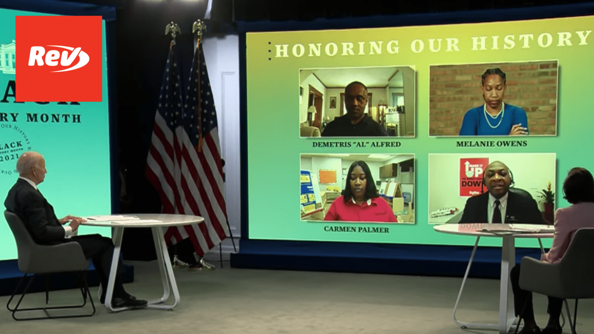 Joe Biden & Susan Rice Moderate Roundtable with Black Essential Workers Transcript February 23