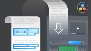 How to Import an Edit Decision List (EDL) into DaVinci Resolve Studio