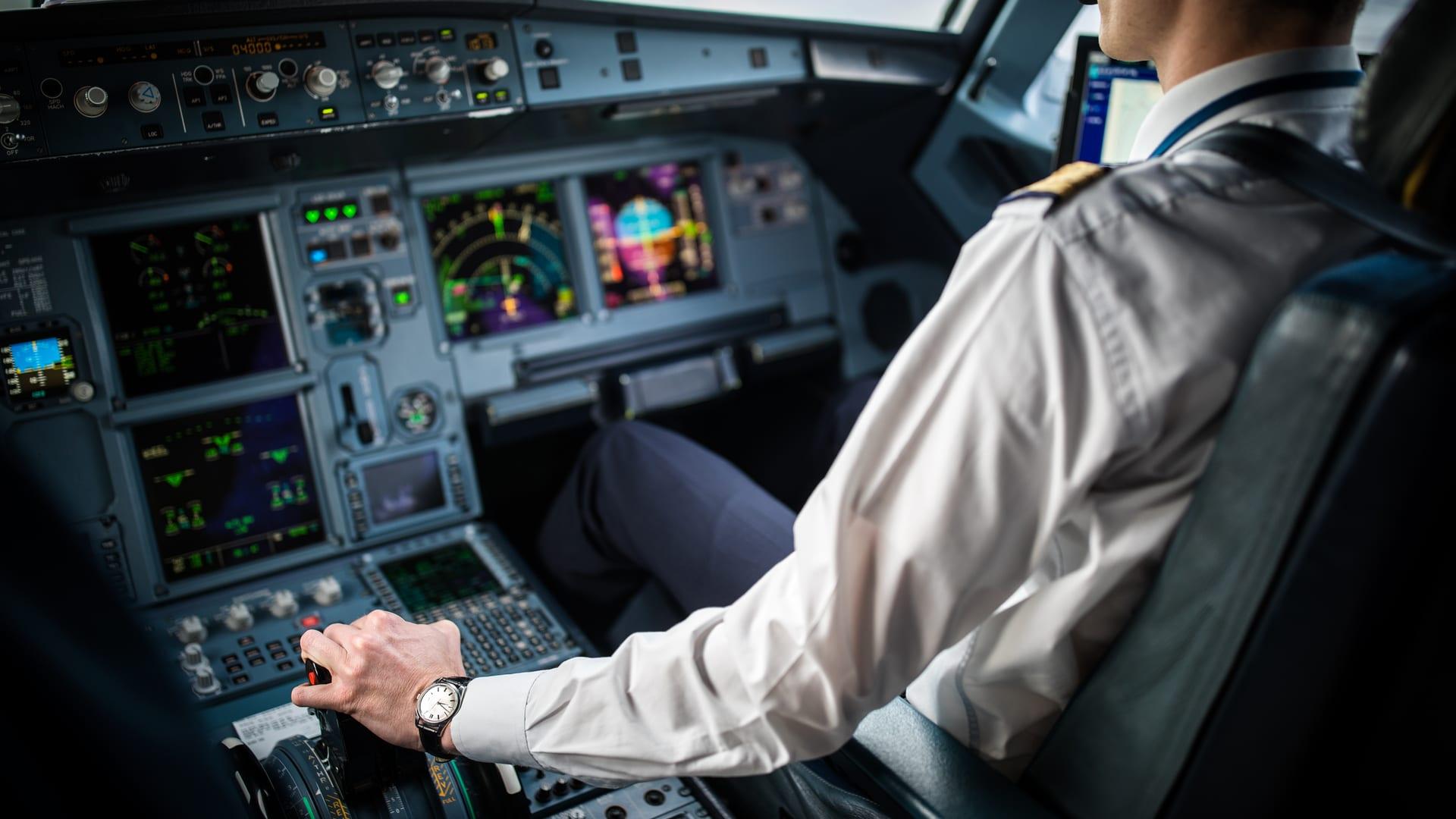 SWA Pilot Hot Mic Bay Area