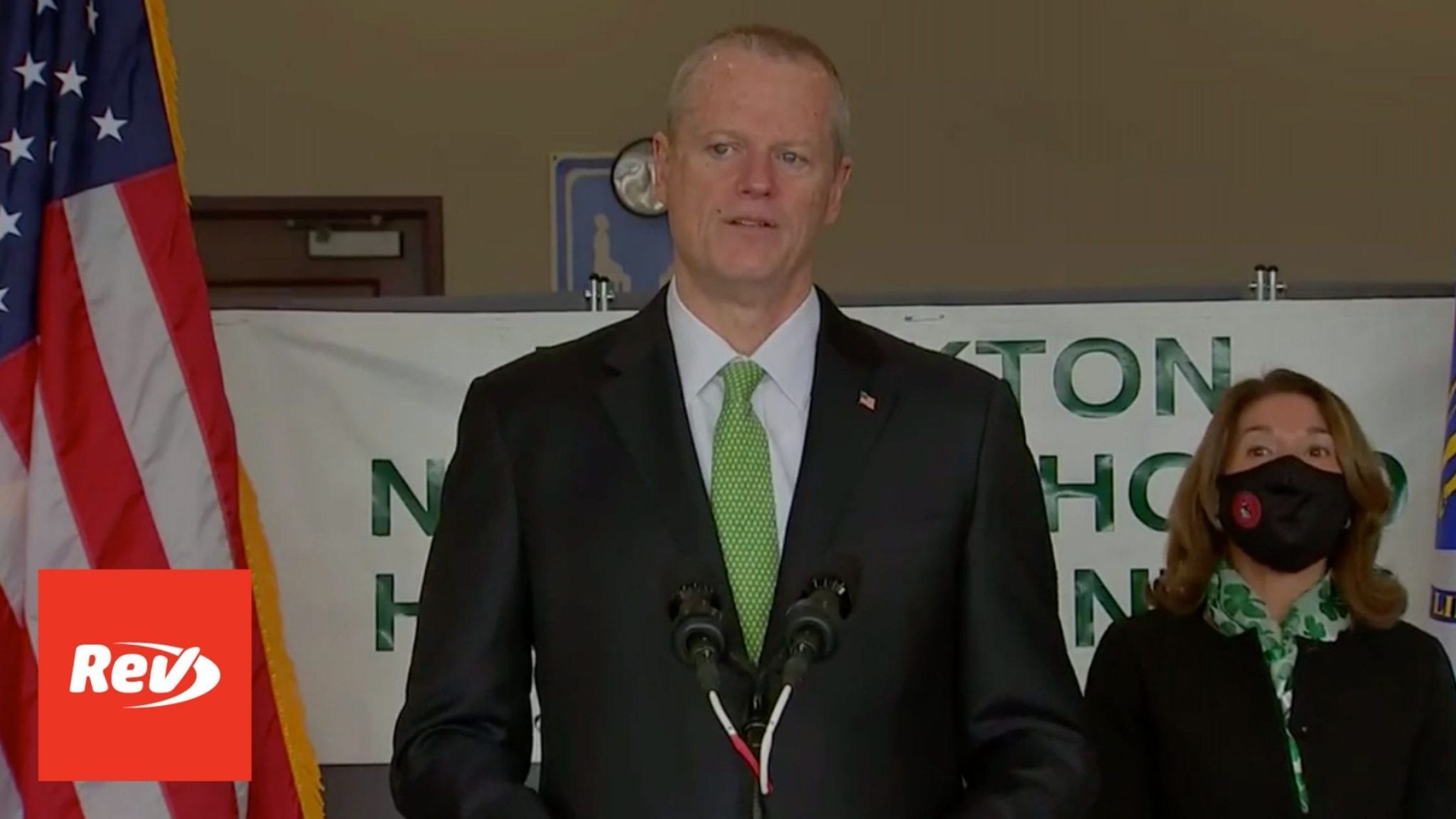 Massachusetts Gov. Charlie Baker Press Conference Transcript March 17: All Adults Eligible for Vaccine April 19
