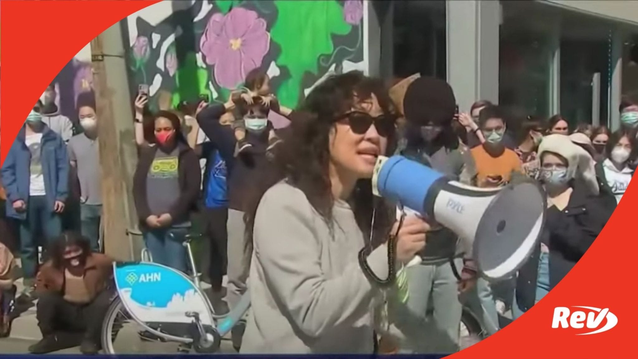 """Sandra Oh Speech at """"Stop Asian Hate"""" Protest Oakland Transcript March 22"""