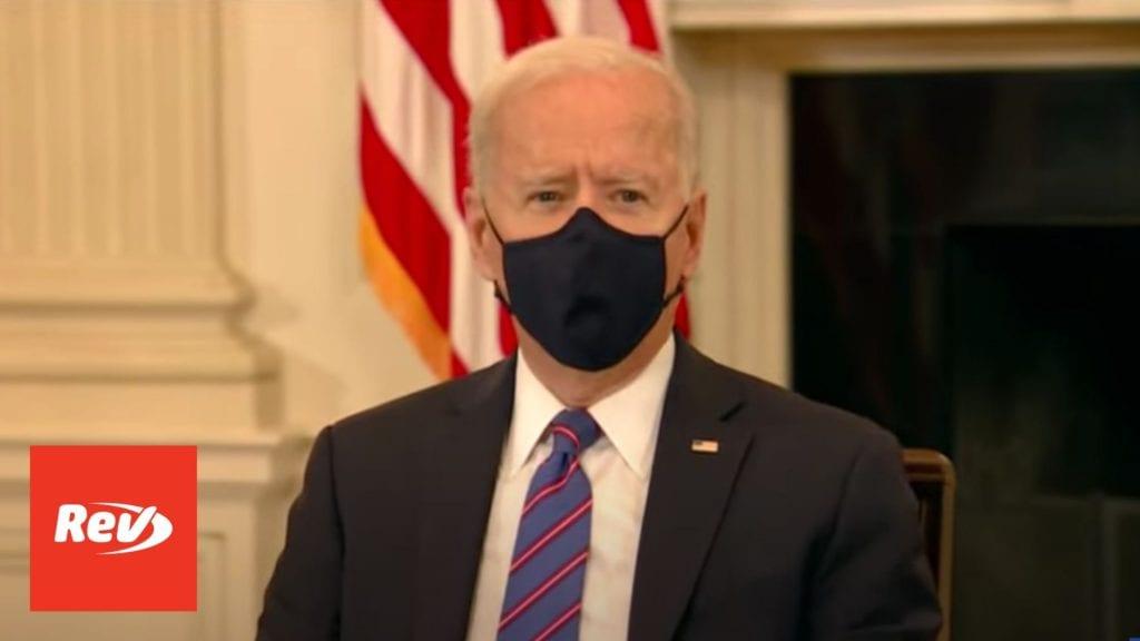 Joe Biden & Kamala Harris Announcement on Immigration at Southern Border Transcript March 24