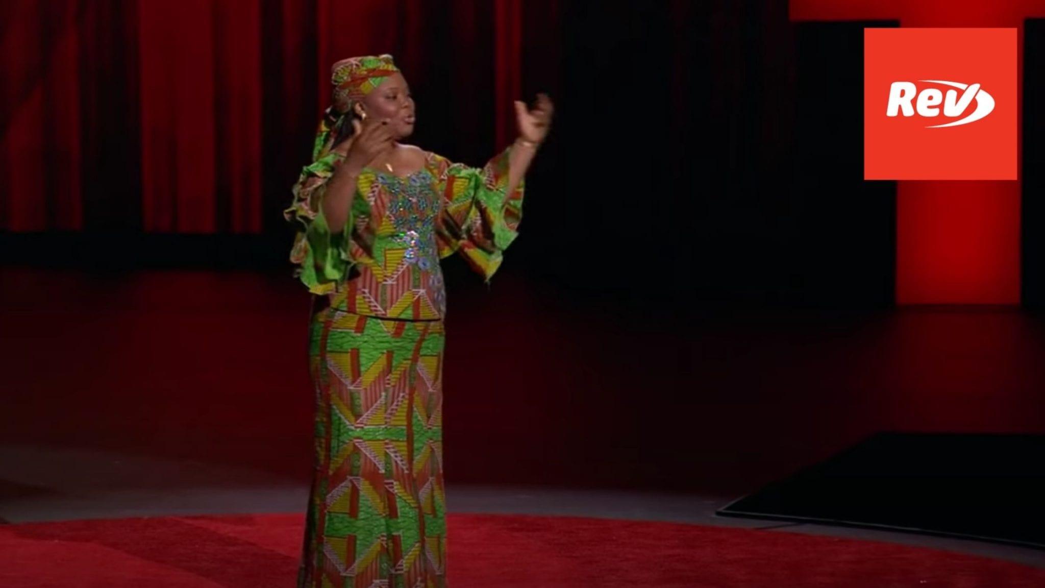 Leymah Gbowee Ted Talk Speech Transcript: Unlock the Intelligence, Passion, Greatness of Girls