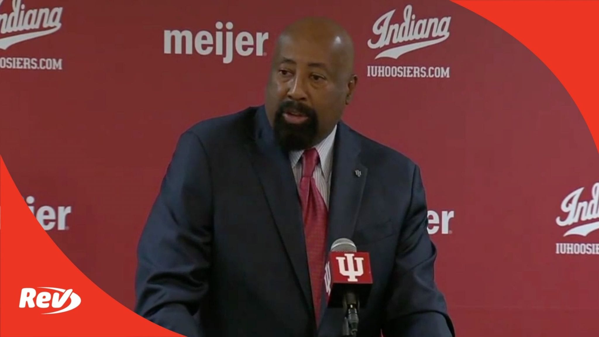 Indiana Basketball Introduces New Coach Mike Woodson Press Conference Transcript