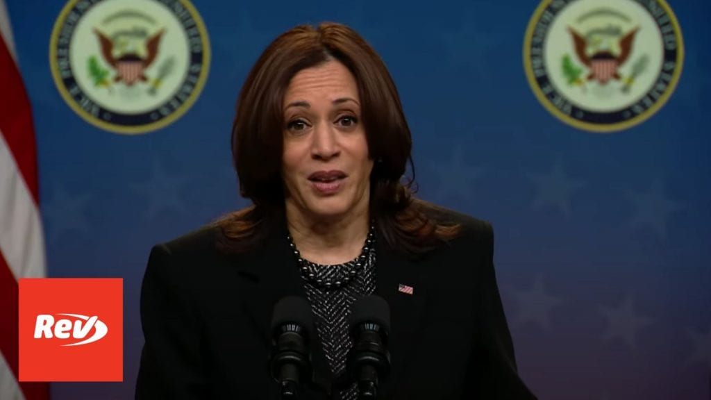 VP Kamala Harris Speech National League of Cities Conference Transcript March 8