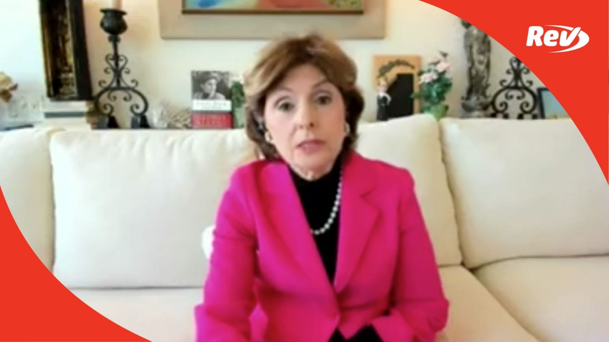 Gloria Allred Press Conference with Andrew Cuomo Accuser Transcript March 29
