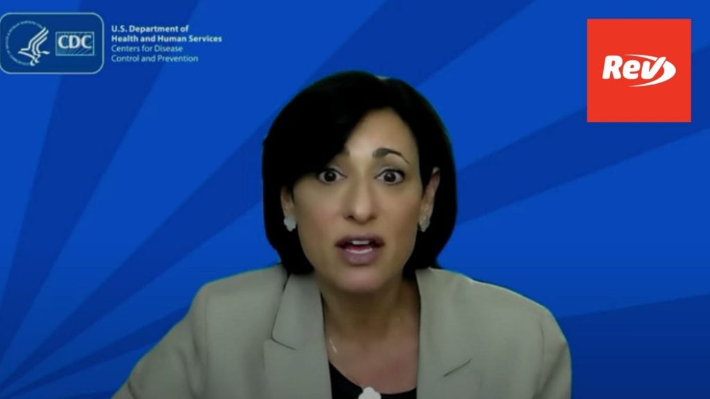 CDC Updated Mask Guidelines Press Conference Transcript July 27