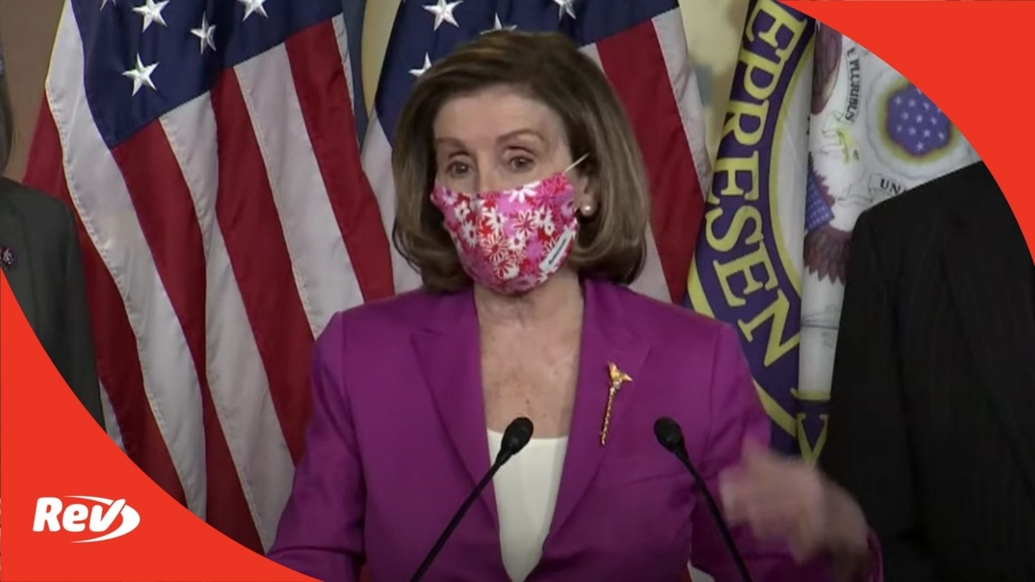 Nancy Pelosi, House Democrats Press Conference Before Voting on American Rescue Plan Transcript March 9