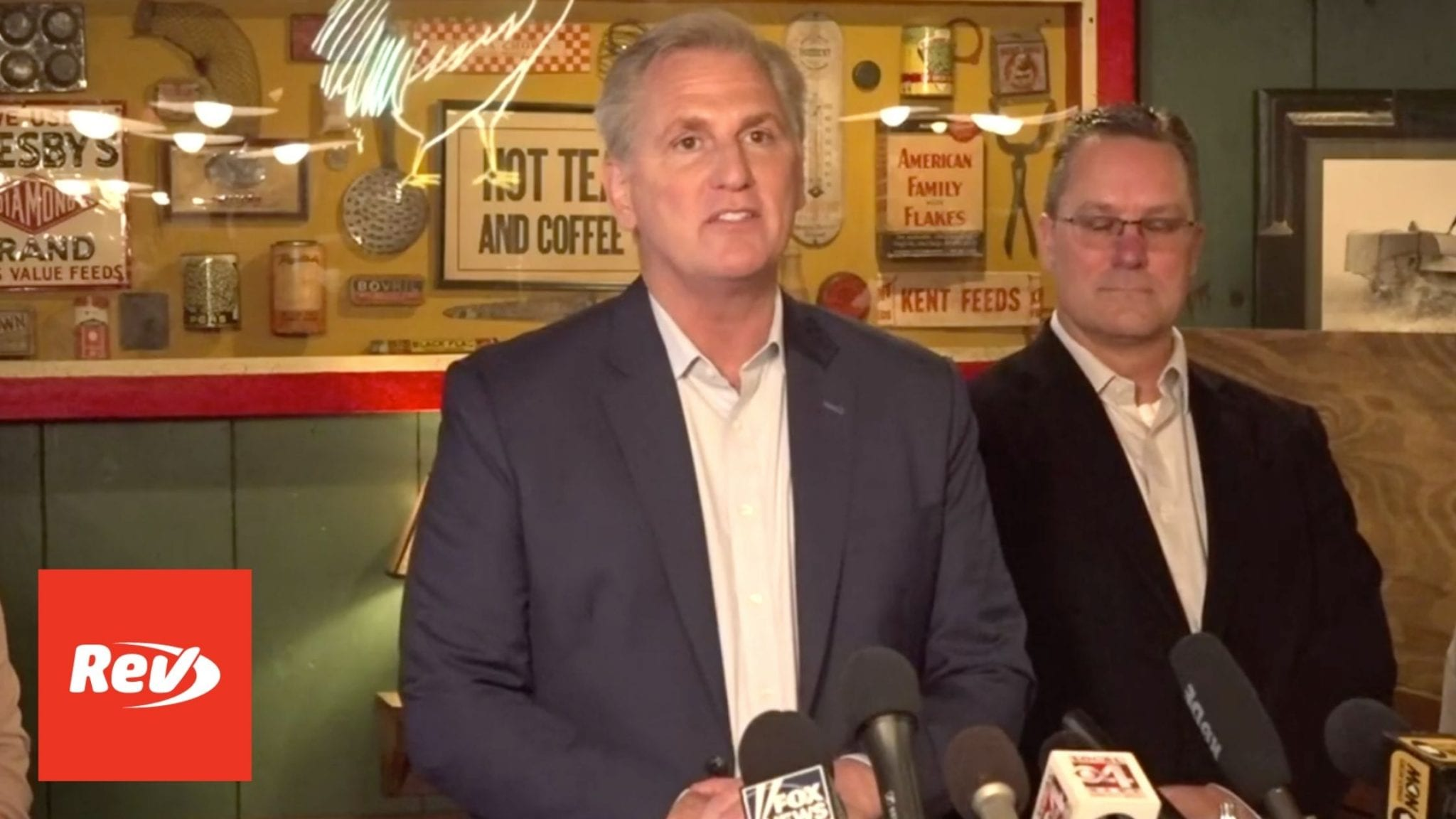House Minority Leader Kevin McCarthy Press Conference Iowa Transcript March 31