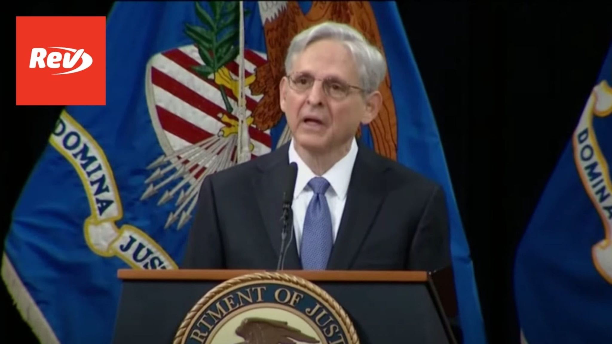 Attorney General Merrick Garland Speech After Confirmation Transcript March 11