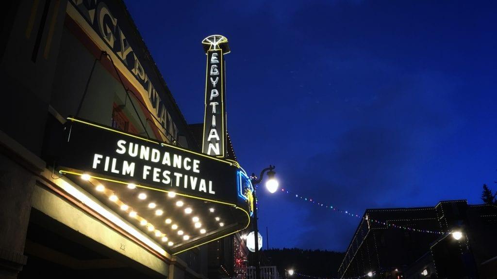 Sundance Film Festival Egyptian Theater