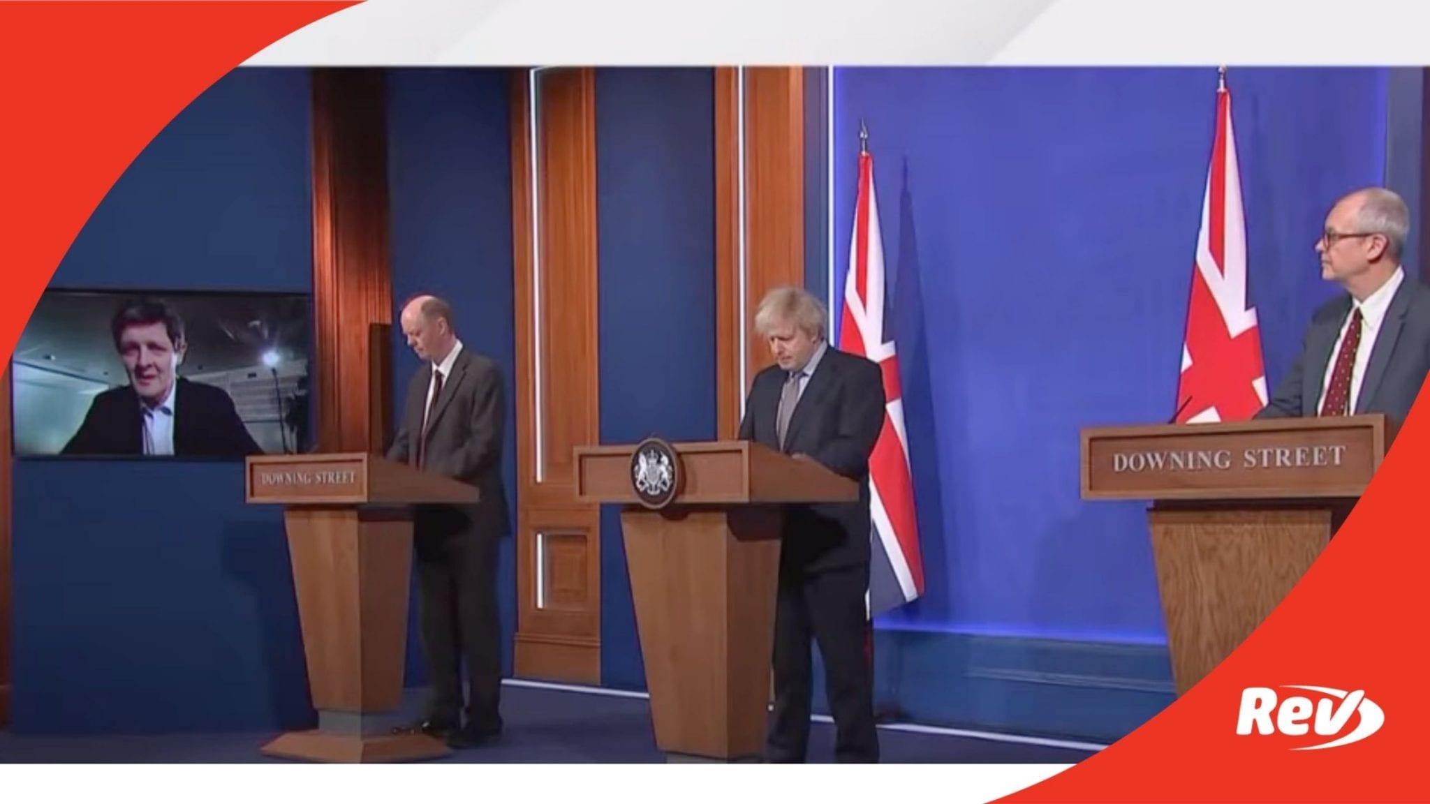 Boris Johnson announces more UK-made vaccines