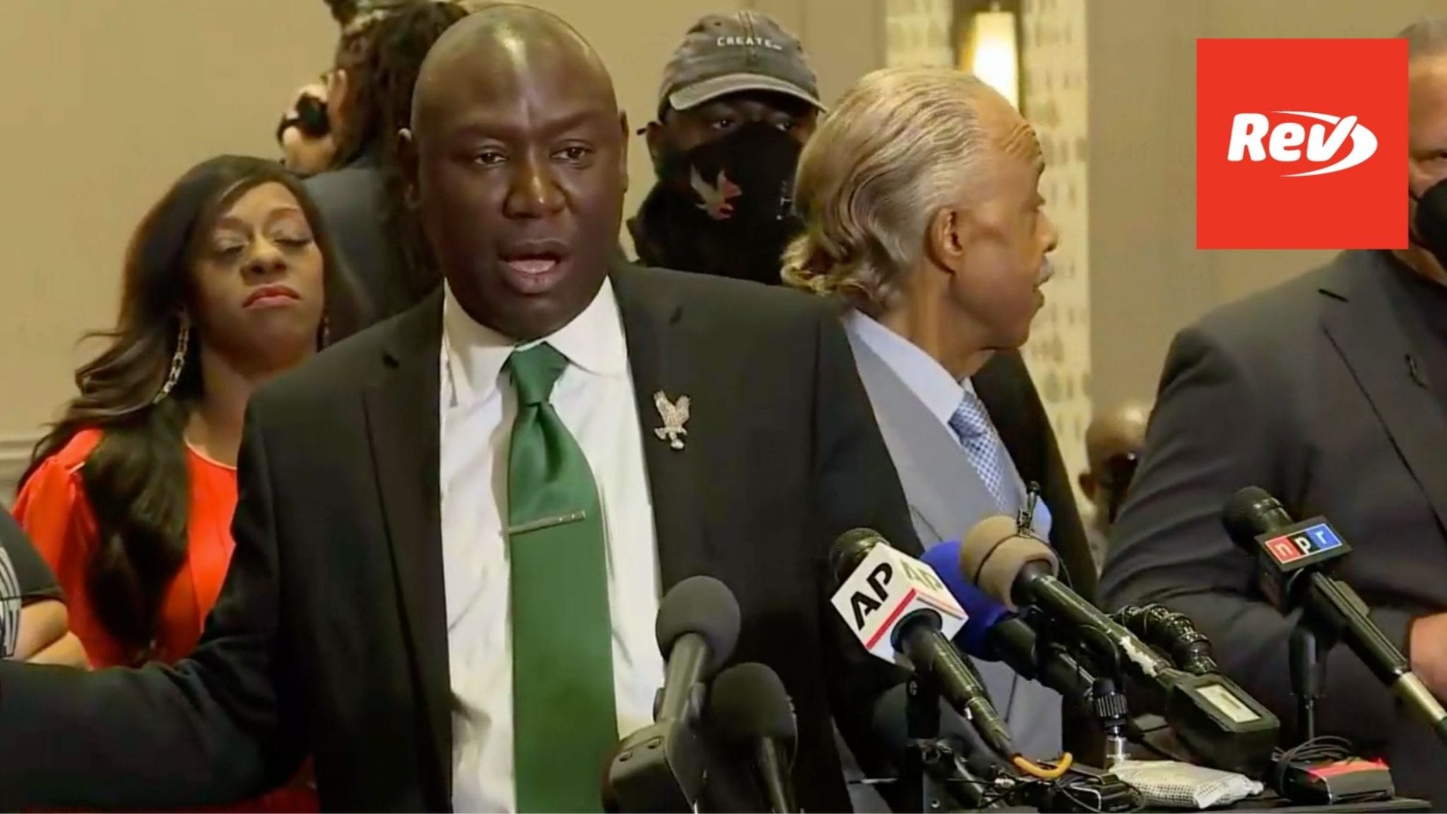Ben Crump, George Floyd Family Press Conference Transcript After Chauvin Verdict