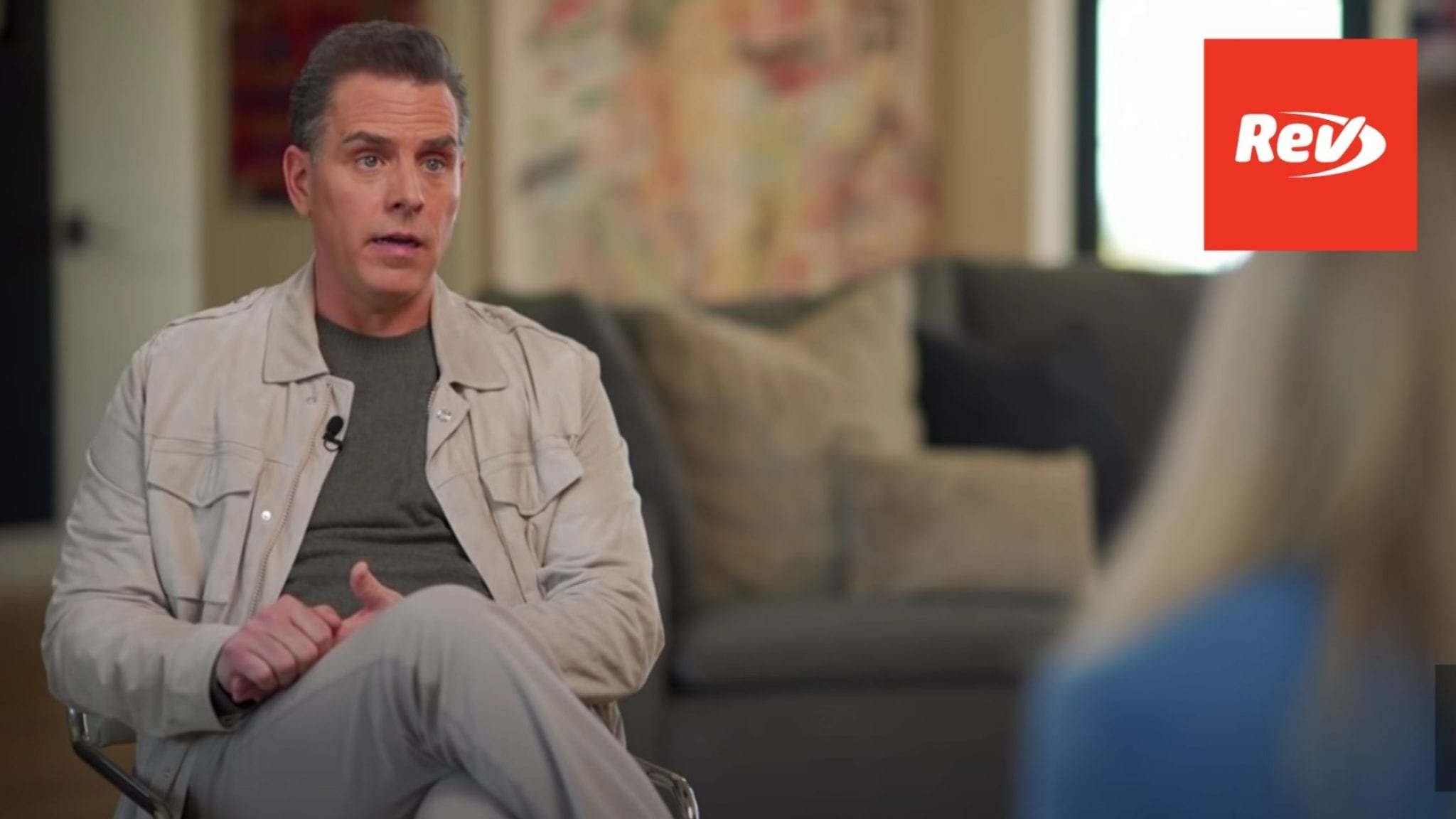 "Hunter Biden CBS Interview on Memoir ""Beautiful Things"" Transcript April 4"