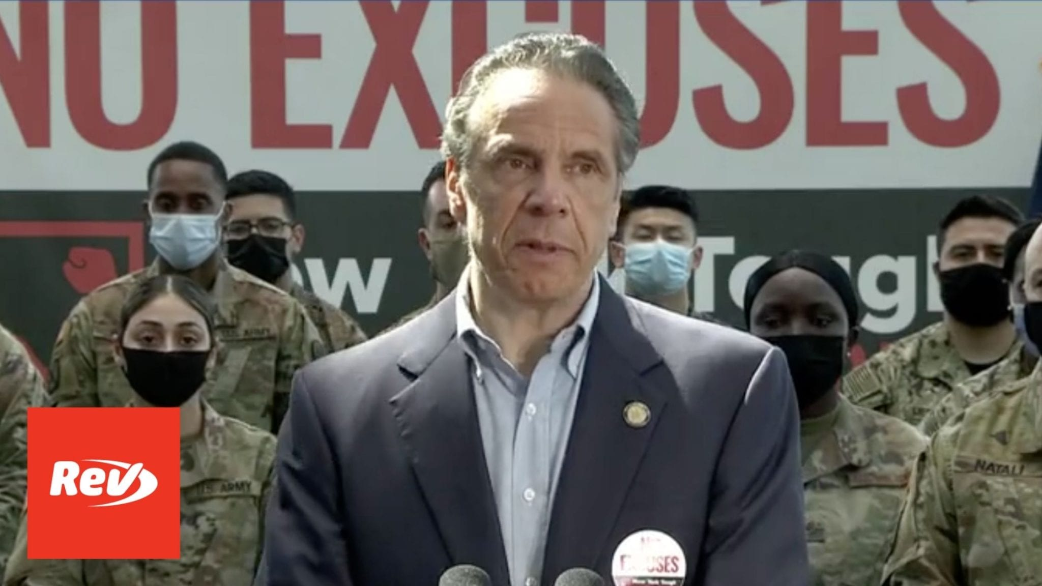 New York Gov. Andrew Cuomo COVID-19 Press Conference Transcript April 6